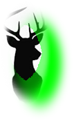 deer head home page button